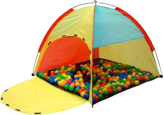 Speelballenbad tent Tent Fabius