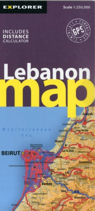 Lebanon Road Map