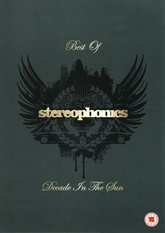 Stereophonics - Decade In The Sun - The Best Of