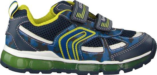 best sneakers e8c15 89bce bol.com | Geox Jongens Sneakers J9244c - Blauw - Maat 28