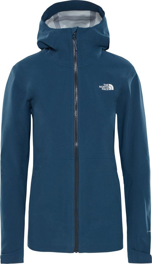 The North Face Apex Flex Dryvent Jacket Jas Dames - Blue Wing Teal