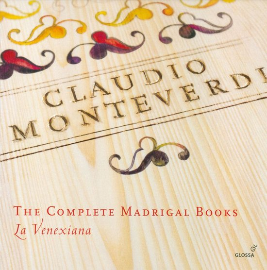 The Complete Madrigal Books