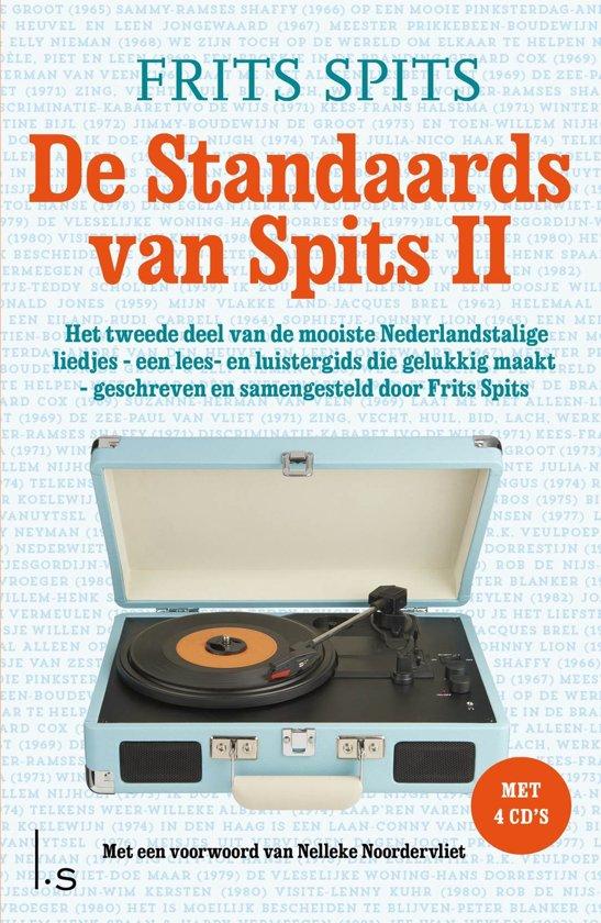 De standaards van Spits 2 / met 4 CD's