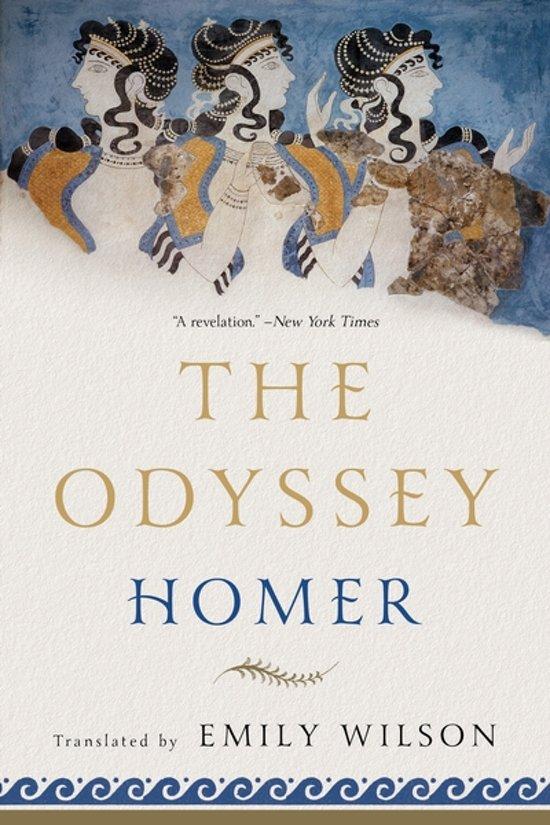 Bol The Odyssey Homer 9780393356250 Boeken