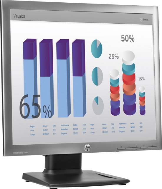 HP EliteDisplay E190i - Monitor