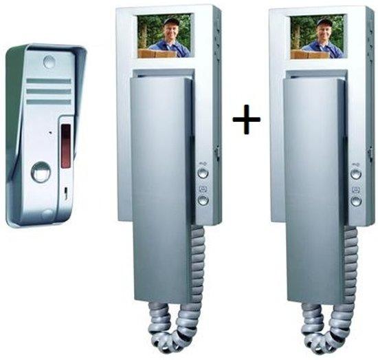 Elro video deurintercom VD53A