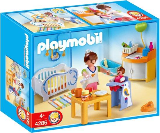 bol.com : Playmobil Babykamer - 4286,PLAYMOBIL