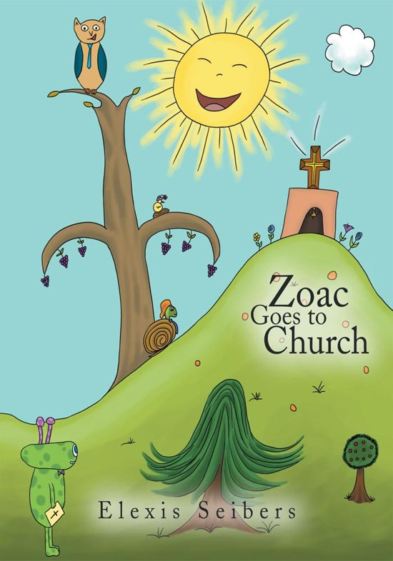 Zoac Goes to Church