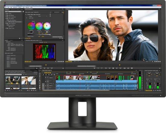 """HP DreamColor Z32x IPS 31.5"""" Zwart"""