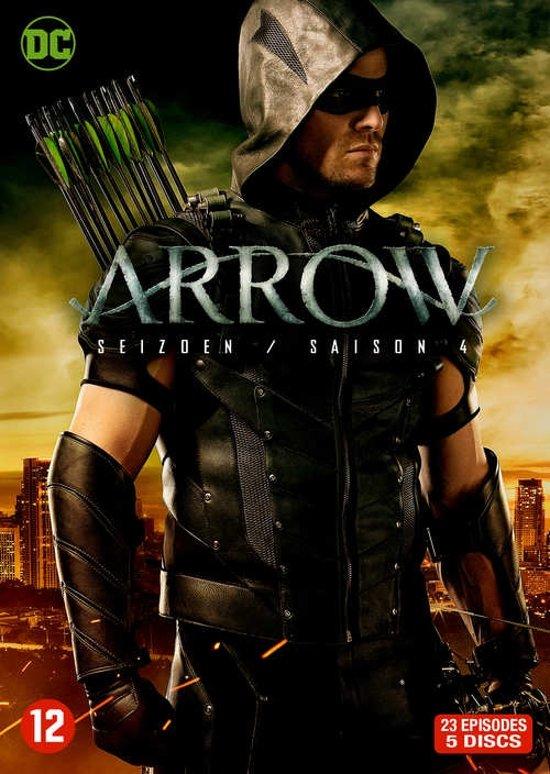 Arrow - Seizoen 4 (Blu-ray)