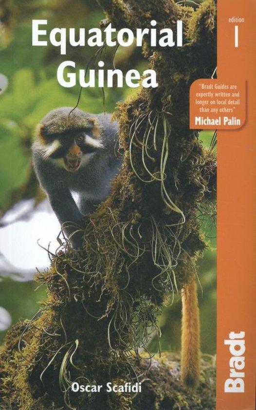 Bradt's reisgids Equatoriaal-Guinea
