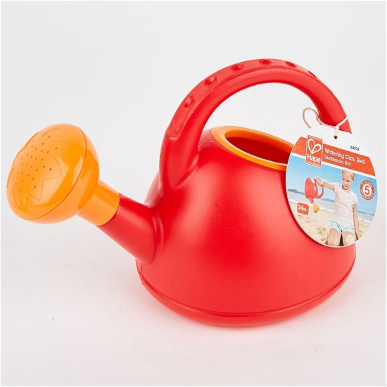 Hape Watering Can - Red