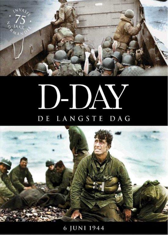 Boek cover D-Day 75 jaar van Ruud Bruijns (Hardcover)