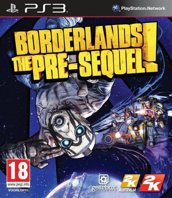 Borderlands: The Pre-Sequel! - PS3
