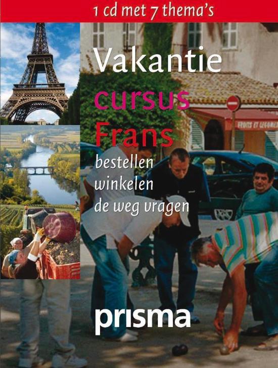 Vakantiecursus Frans (luisterboek)