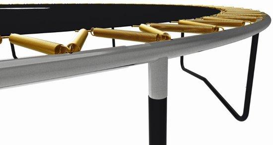 BERG Champion Trampoline - 270 cm - Inclusief Veiligheidsnet Deluxe - Groen