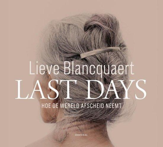 Afbeeldingsresultaat voor Lieve blancquaert last days