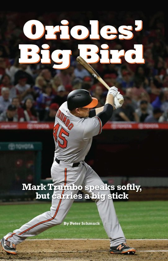 Orioles' Big Bird
