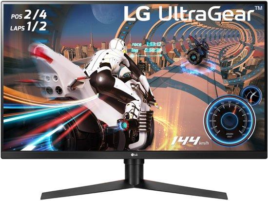 LG 32GK650F -144hz QHD Gaming Monitor