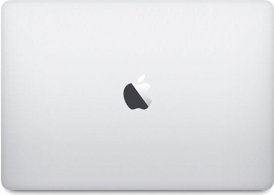 "Apple MacBook Pro 13"" Touch Bar (2019) MV992N/A Zilver"