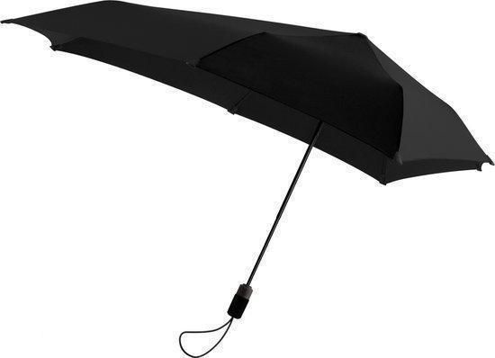 senz° Original Mini - Stormparaplu - Automatic - Pure Black