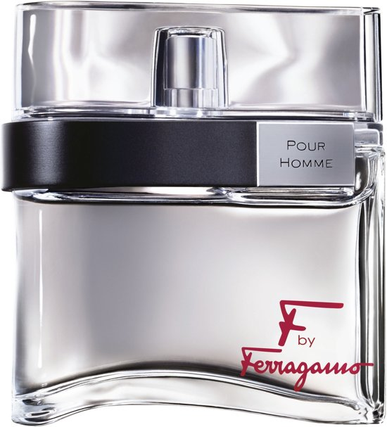 Salvatore Ferragamo ''F'' 50 ml Mannen 50ml eau de toilette
