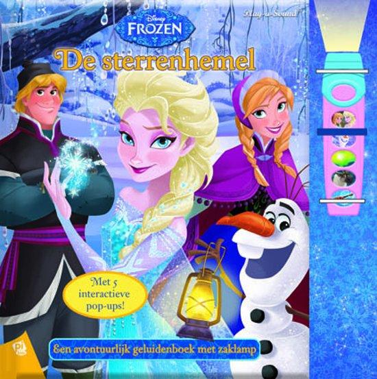 Disney Frozen - De sterrenhemel