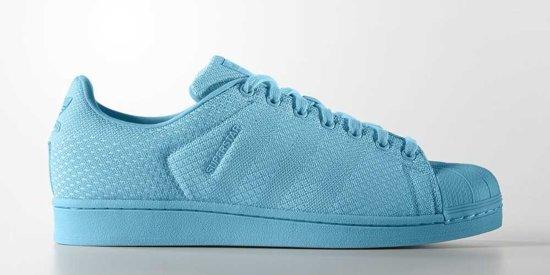 adidas superstar blauw 42