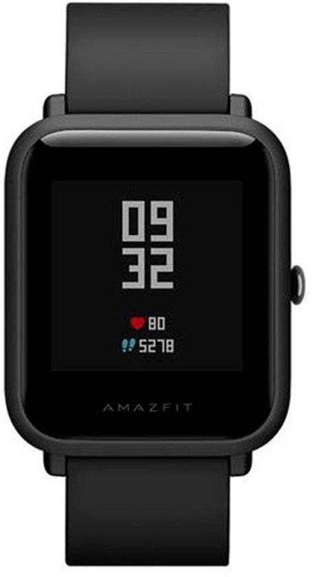Xiaomi Huami Amazfit BIP smartwatch / sporthorloge IP68 Waterdicht  - Zwart