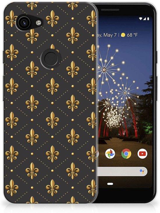 Google Pixel 3A TPU bumper Franse Lelie