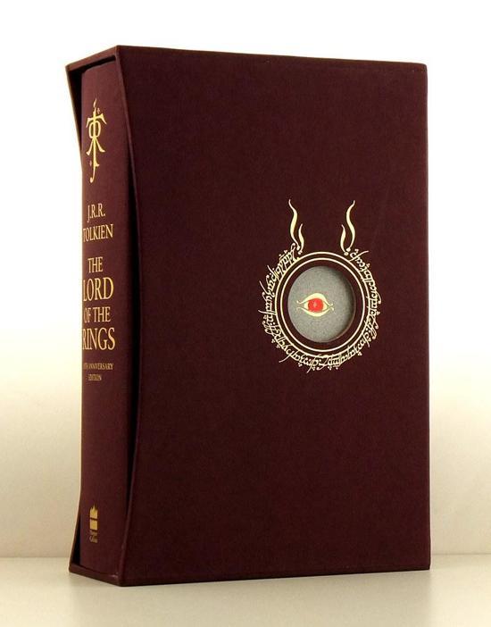 Boek cover The Lord of The Rings van j. r. r. tolkien (Hardcover)