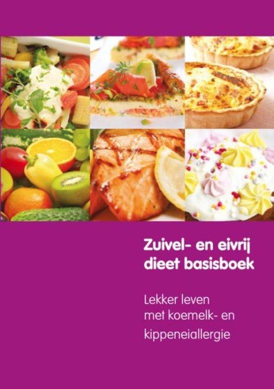 Zuivel en eivrij dieet basisboek
