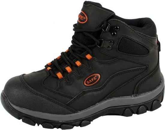 4a78467c3c1 bol.com   Gevavi Safety Ironsafe hoge veiligheidsschoen S3 zwart maat 44