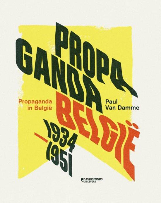 Afbeeldingsresultaat voor propaganda in belgie