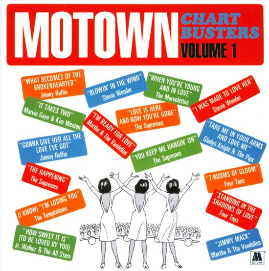 Motown Chartbusters 1