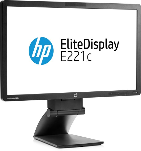 HP EliteDisplay E221c - Monitor