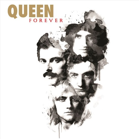 Queen Forever Ltd.Ed.+Bonus Maxisi