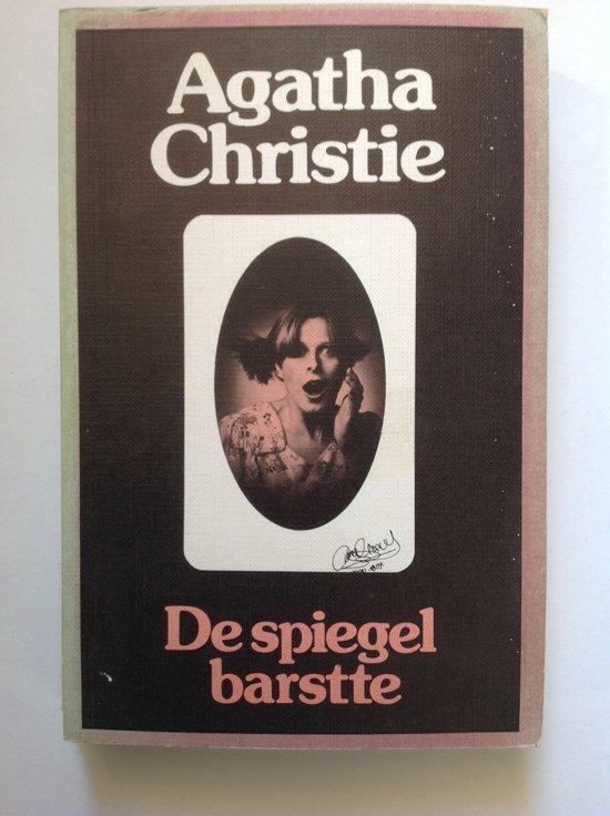 De Spiegel Vof.Bol Com Spiegel Barste Agatha Christie 9789021824017 Boeken