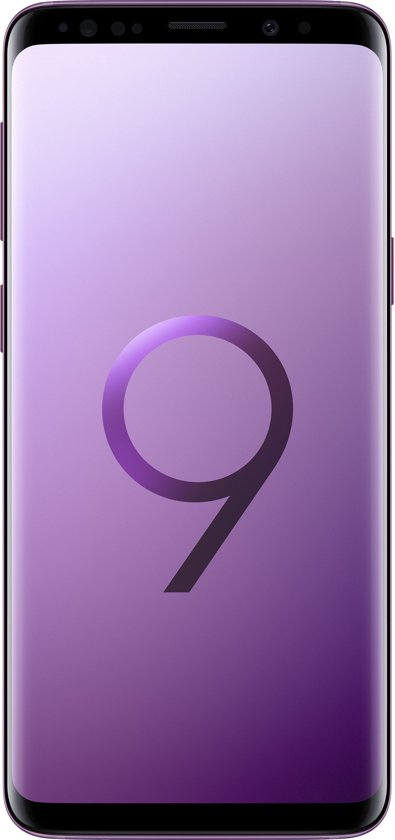 Samsung Galaxy S9 - 64GB - Lilac (Paars)