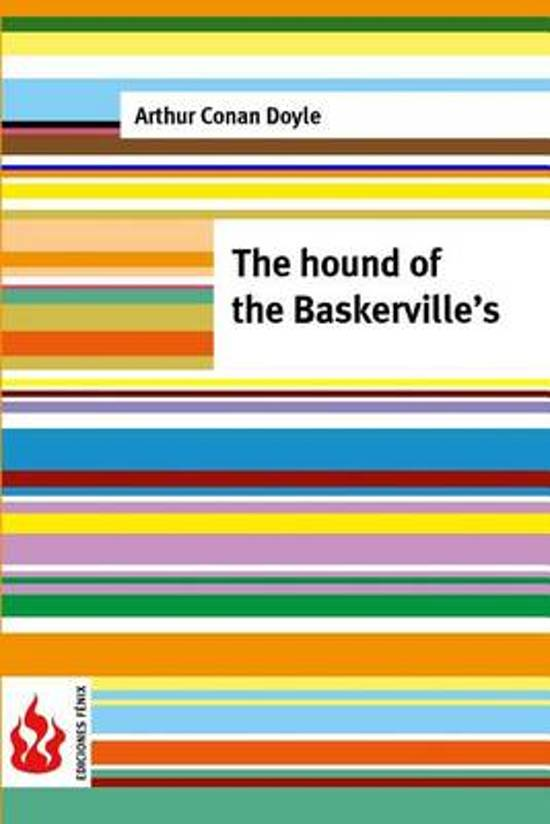 The Hound of the Baskerville's