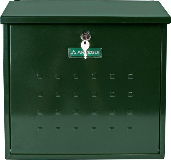 Talen Tools brievenbus premium groen staal