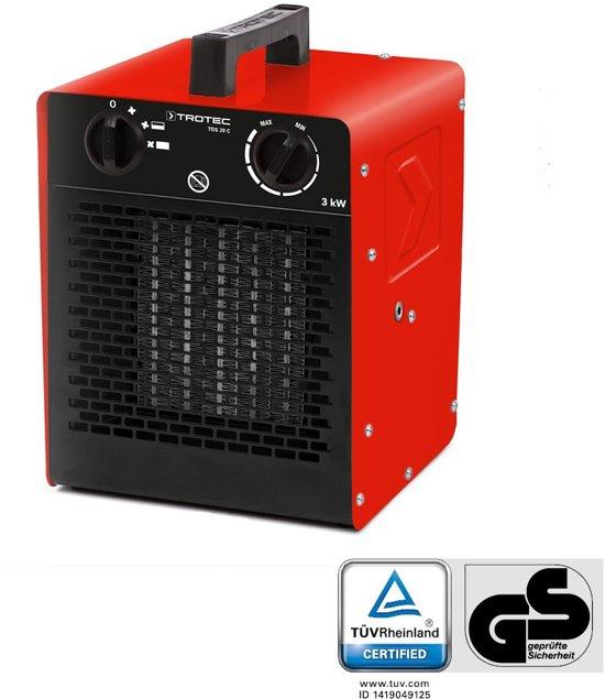 Trotec TDS 20 C keramische-electrische kachel in Glane