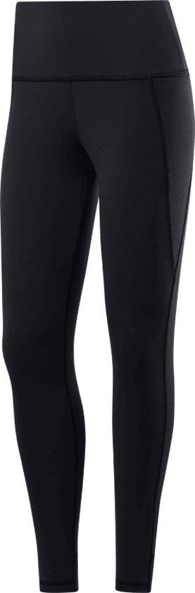Reebok Lux High-Rise Tight 2.0 Dames Sportlegging - Black