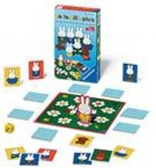 Afbeelding van het spel Ravensburger Nijntje De Familie Pluis Spel