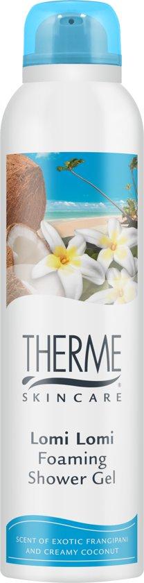 Therme Lomi Lomi - 200 ml -  Foaming Shower Gel 2 voor €2,49