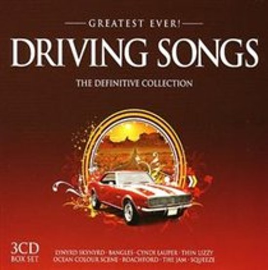 Greatest Ever Driving Songs