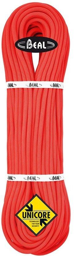 Beal Joker 9.1 Unicore Dry Cover Multinorm Klimtouw 50m Orange