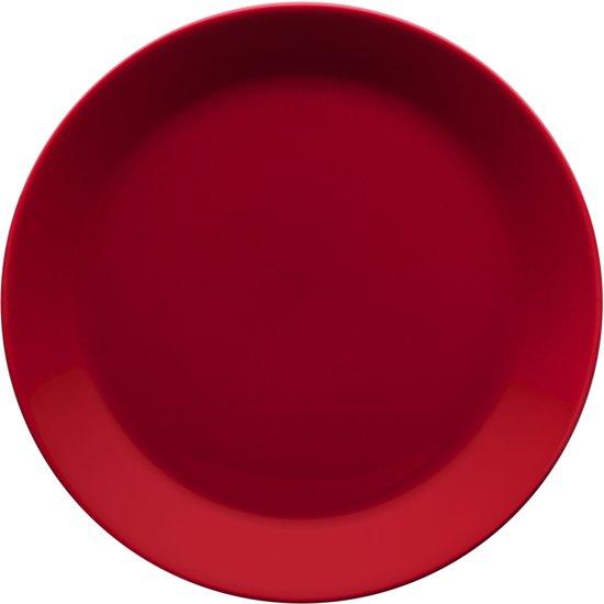 Iittala Teema Bord - � 17 cm - Rood