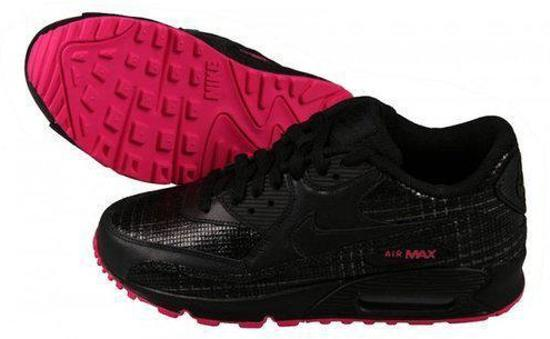 air max 90 zwart dames