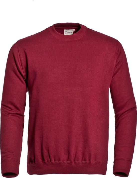 Santino Roland Sweater Zwart M